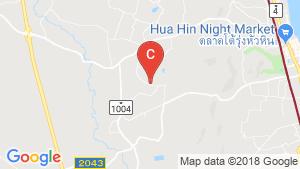 3 Bedroom Villa for Sale or Rent in Hua Hin, Prachuap Khiri Khan location map