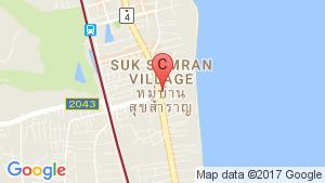Baan Sanploen location map