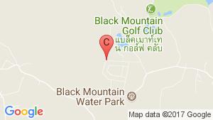 Sansara Hua Hin location map