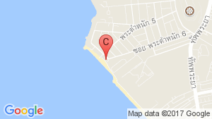 Baan Haad U Thong location map