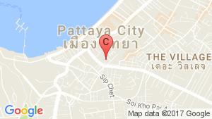 Center Condotel location map