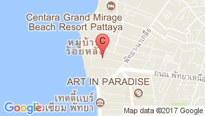 1 Bedroom Condo for sale in Wyndham Atlas Wongamat Pattaya, Na Kluea, Chonburi location map