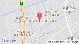 แผนที่สถานที่ นิรันดร์ ซิตี้ บางแค(Niran City Bangkhae)