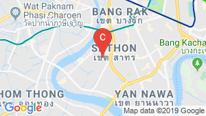 The Cube Urban Sathorn - Chan location map