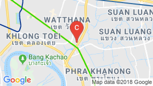 1 Bedroom Condo for sale in The Nest Sukhumvit 71, Phra Khanong Nuea, Bangkok location map