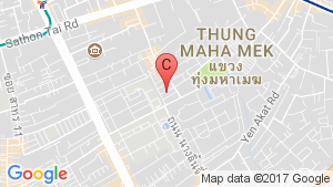 Baan Suan Plu location map