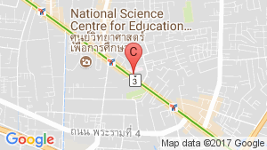 The Lofts Ekkamai location map