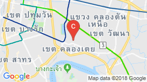 Retail Space for rent in Khlong Tan, Bangkok near BTS Phrom Phong location map