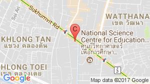 Siri at Sukhumvit location map