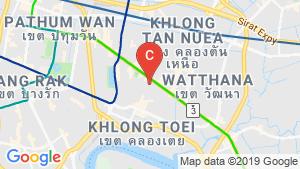 Piya residence 28&30 location map
