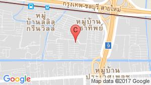 แผนที่สถานที่ เดอะ คอนเนค อ่อนนุช – วงแหวน