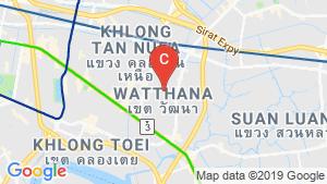 Taka Haus Ekamai location map