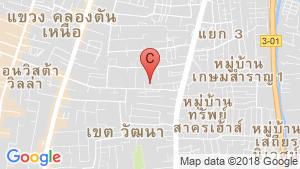 Narumol Residence location map