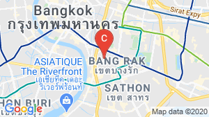 Supalai Premier Si Phraya-Samyan location map