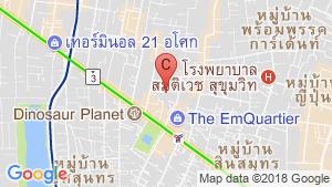 Narindra Residence location map