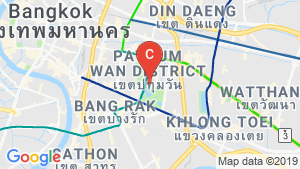 The Private Residence Rajdamri location map