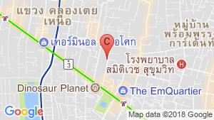 2 Bedroom Condo for sale in Noble Around ari, Khlong Tan Nuea, Bangkok location map
