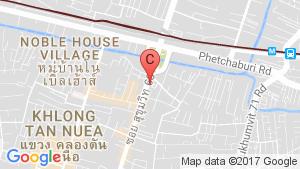 C EKKAMAI location map
