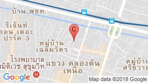 แผนที่สถานที่ Zilhouette Thonglor