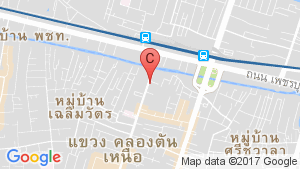 The Monument Thong Lo location map