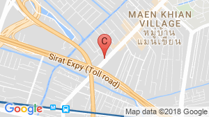 Ideo New Rama 9 location map