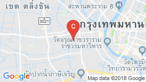 4 Bedroom Shophouse for sale in Bang Khun Si, Bangkok location map