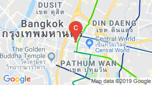 The Address Siam-Ratchathewi location map