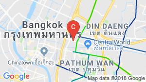แผนที่สถานที่ CONNER Ratchathewi