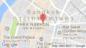 3 Bedroom Condo for rent in Bangkok location map