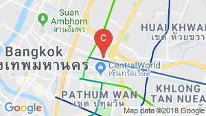 The Room Phayathai location map