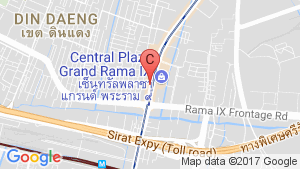 TC Green Rama 9 location map