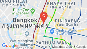 3 Bedroom Townhouse for sale in Thung Phaya Thai, Bangkok near BTS Victory Monument location map