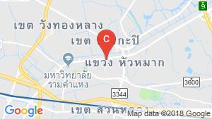 Niche Mono Ramkhamhaeng location map