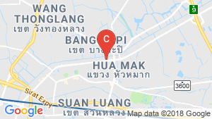 แผนที่สถานที่ The Tree Hua-Mak