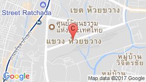 One 9 Five Asoke-Rama 9 location map