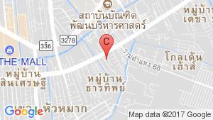 D Condo Ramkhamhaeng 64 location map
