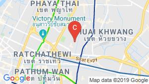 Aspire Asoke-Ratchada location map