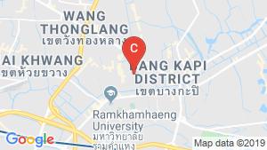 แผนที่สถานที่ The Connect ลาดพร้าว 126