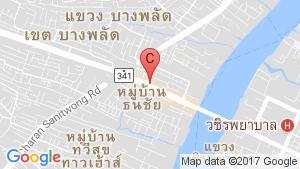 Urbano Rajavithi location map