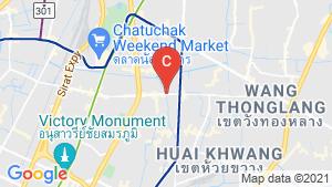 Ideo Ratchada-Sutthisan location map