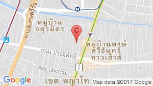 Chatuchak Condominium location map