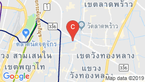 Living Nest Ladprao 44 location map