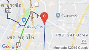 The Teak Ratchada 19 location map