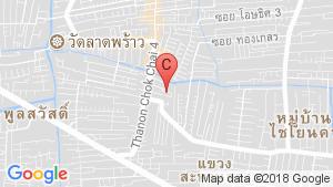 Be You Chokchai 4 location map