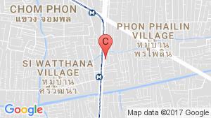 แผนที่สถานที่ อาคาร โอลิมเปียไทย ทาวเวอร์