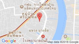 Bang Ao Condominium location map