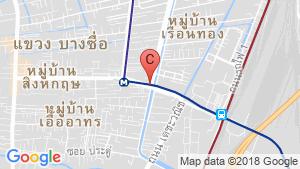 แผนที่สถานที่ ไอดีโอ โมบิ บางซื่อ แกรนด์ อินเตอร์เชนจ์