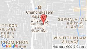 แผนที่สถานที่ เดอะ คิวบ์ พรีเมี่ยม รัชดา 32