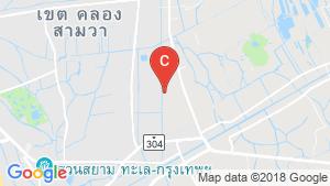 4 Bedroom Commercial for sale in Sai Kong Din, Bangkok near MRT Suwinthawong location map