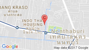 Baan Klang Muang Rattanathibet location map